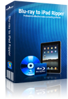 mediAvatar Blu-ray to iPad Ripper