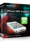 mediAvatar iPhone SMS Sichern
