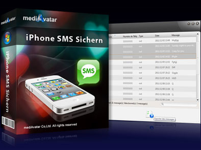 iPhone SMS Sichern